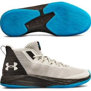 Under Armour UA Jet Mid Basketball Shoes